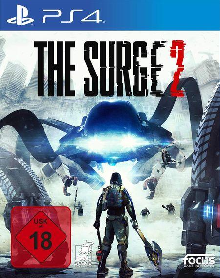 The Surge 2 (PS4) - Der Packshot