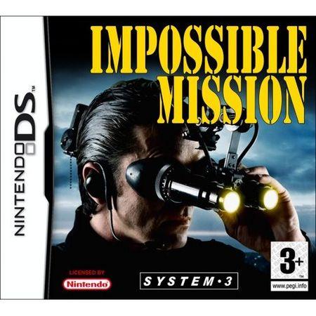 Impossible Mission - Der Packshot
