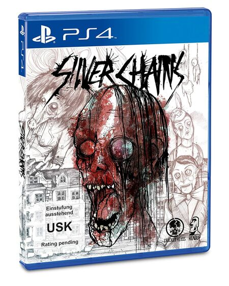 Silver Chains (PS4) - Der Packshot