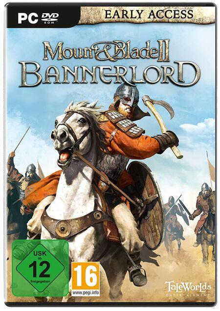 Mount & Blade 2: Bannerlord (PC) - Der Packshot