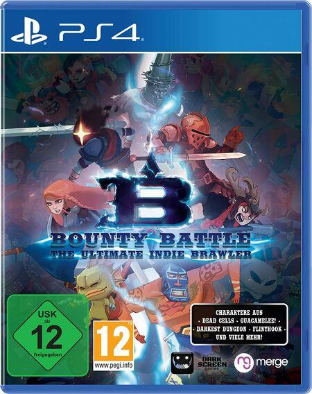 Bounty Battle (PS4) - Der Packshot