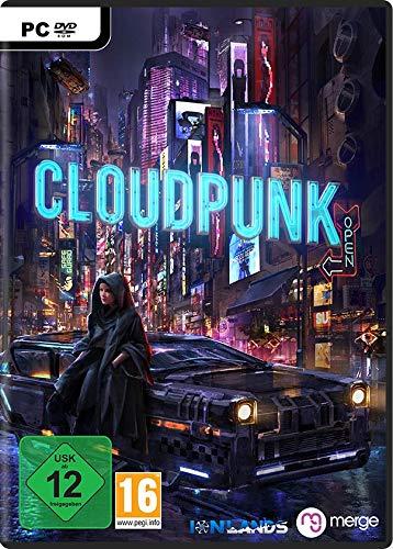 Cloudpunk (PC) - Der Packshot