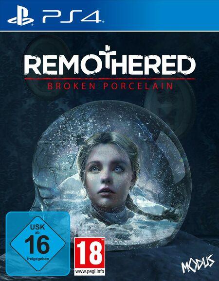 Remothered: Broken Porcelain (PS4) - Der Packshot