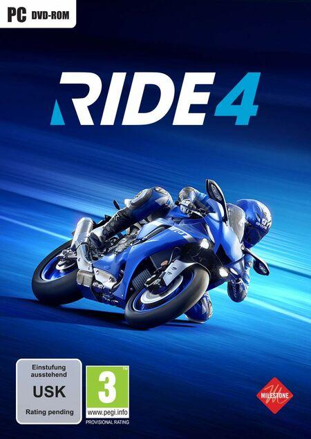 RIDE 4 (PC) - Der Packshot