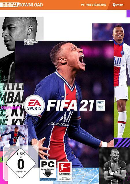 FIFA 21 (PC) - Der Packshot