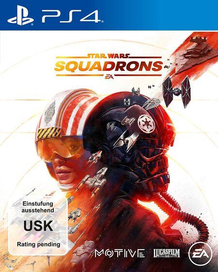 STAR WARS SQUADRONS (PS4) - Der Packshot