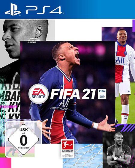 FIFA 21 (Ps4) - Der Packshot
