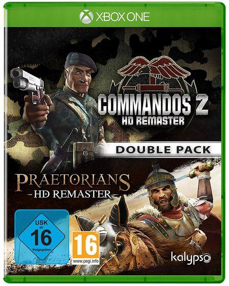 Commandos 2 & Praetorians: HD Remaster Double Pack (Xbox One) - Der Packshot