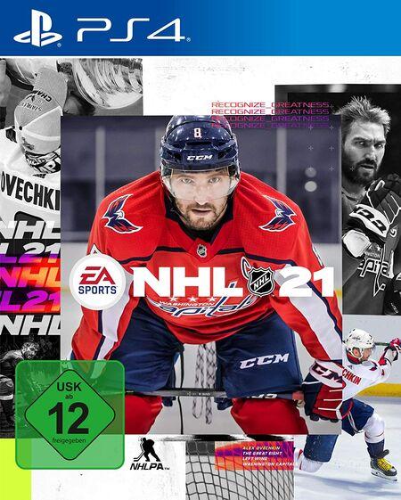 NHL 21 (PS4) - Der Packshot