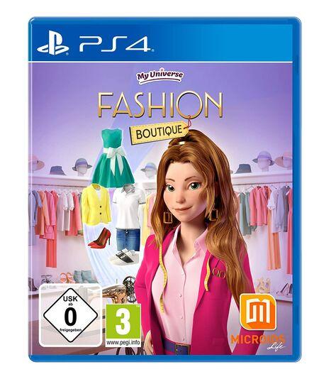 My Universe - Fashion Boutique (PS4) - Der Packshot