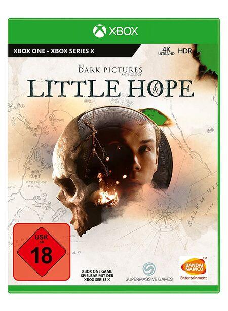 The Dark Pictures: Little Hope (Xbox One) - Der Packshot