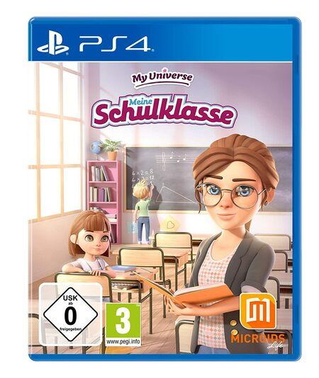 My Universe – Meine Schulklasse (PS4) - Der Packshot