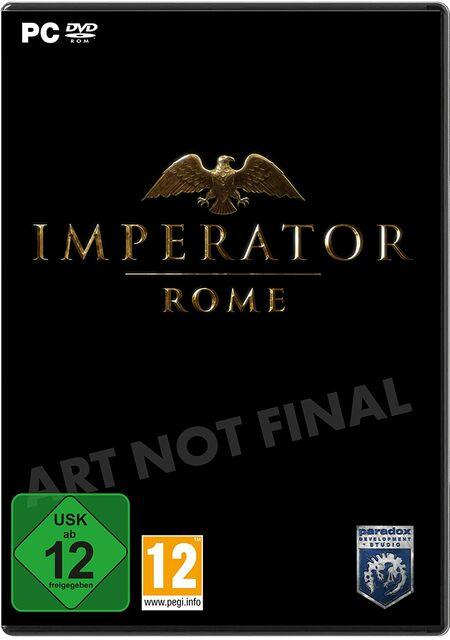 Imperator: Rome (PC) - Der Packshot