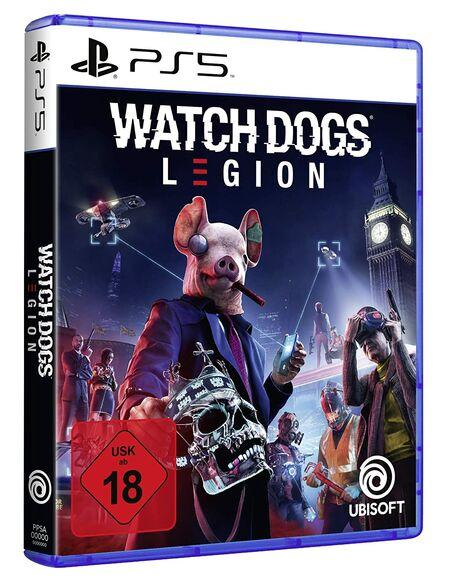 Watch Dogs Legion (PS5) - Der Packshot