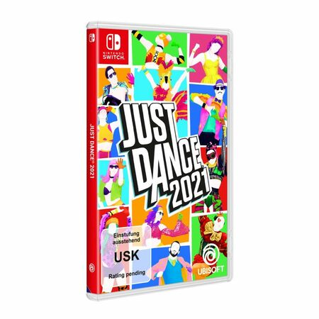Just Dance 2021 (Switch) - Der Packshot