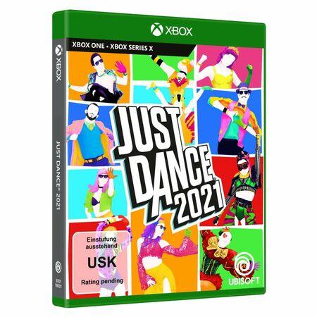 Just Dance 2021 (Xbox One) - Der Packshot