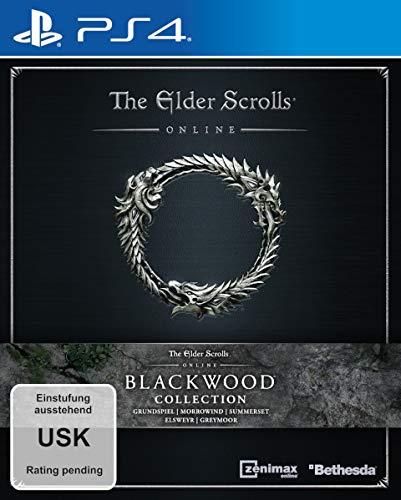 The Elder Scrolls Online Collection: Blackwood (PS4) - Der Packshot