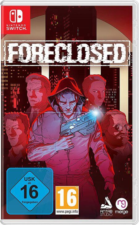 Foreclosed (Switch) - Der Packshot