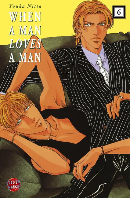 When A Man Loves A Man 6 - Das Cover
