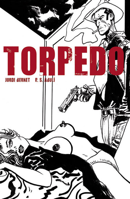 Torpedo 5 - Das Cover