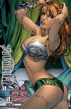 Witchblade Bearers Of The Blade 333-Variant - Das Cover