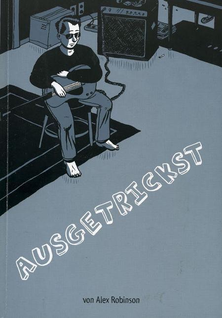 Ausgetrickst - Das Cover