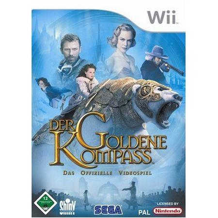 Der Goldene Kompass [Wii] - Der Packshot