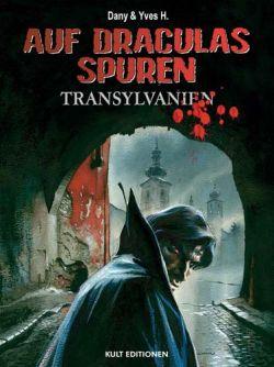 Auf Draculas Spuren 3: Transylvanien - Das Cover