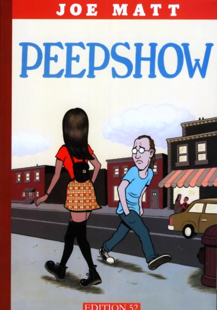 Peepshow - Das Cover