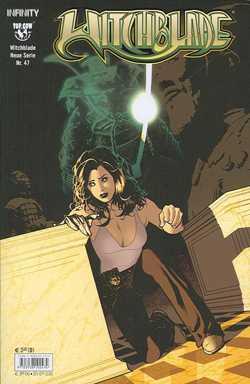 Witchblade Neue Serie 47 - Das Cover