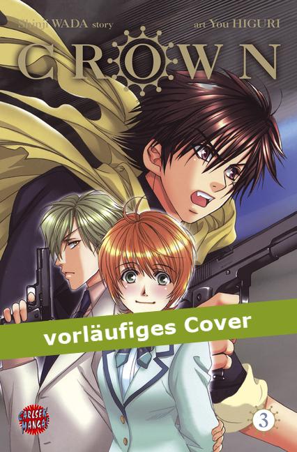 Crown 3 - Das Cover