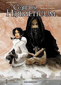 Corpus Hermeticum: Operation Gremikha - Das Cover
