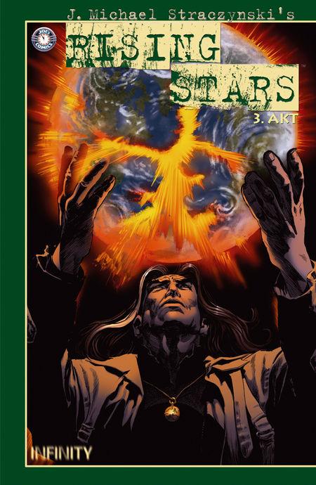Rising Stars 3. Akt, Teil 2 - Das Cover