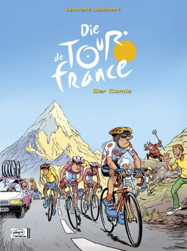 Die Tour de France - Das Cover