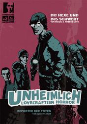 Unheimlich 2 - Das Cover