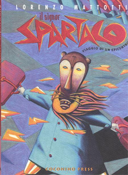 Spartaco - Das Cover