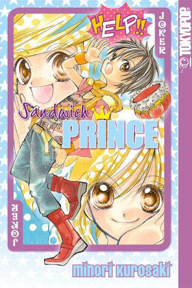 Sandwich Prince 1 - Das Cover