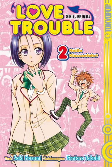 Love Trouble 2 - Das Cover