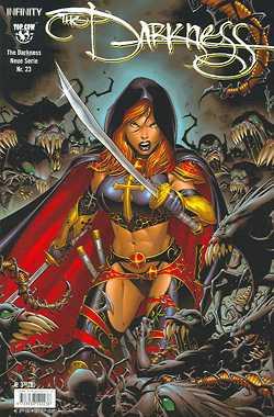 Darkness Neue Serie 23 - Das Cover