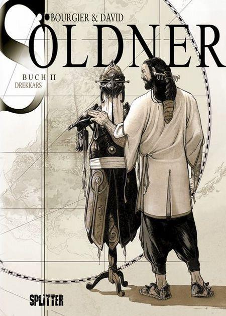 Söldner 2: Drekkars - Das Cover