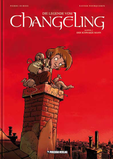 Changeling 2 - Das Cover