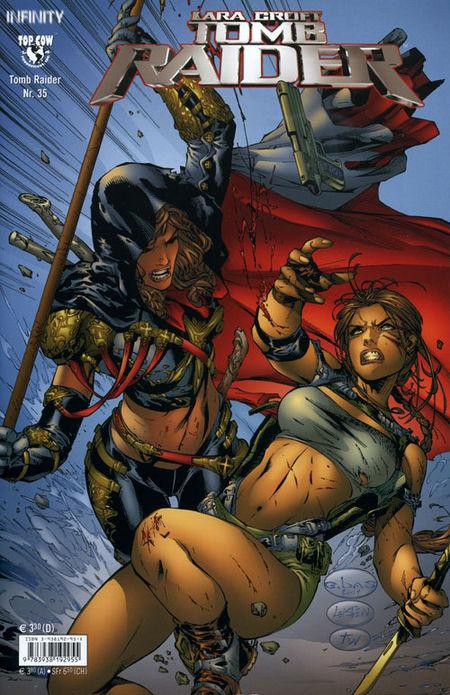 Tomb Raider 35 - Das Cover