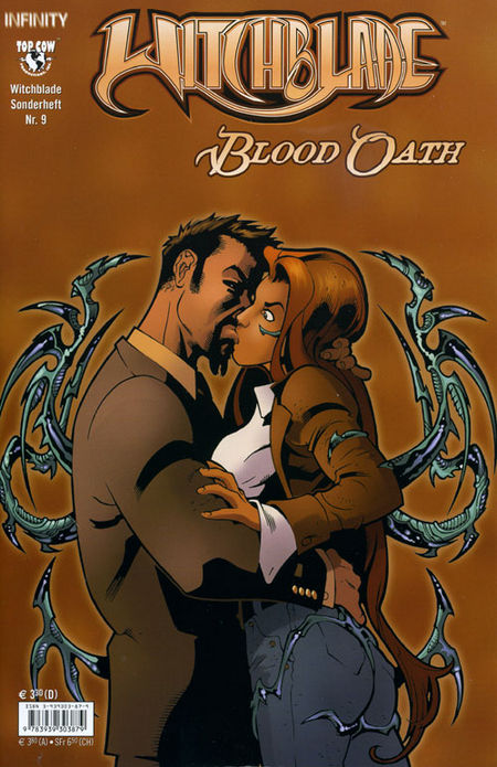Witchblade Sonderheft9: Blood Oath 2 (von 2) - Das Cover