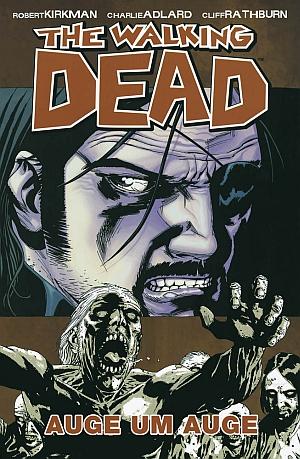 The Walking Dead 8: Auge um Auge - Das Cover