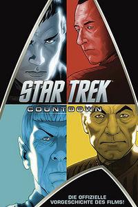 Hier klicken, um das Cover von Star Trek: Countdown SC zu vergrößern