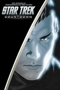 Hier klicken, um das Cover von Star Trek: Countdown HC zu vergrößern