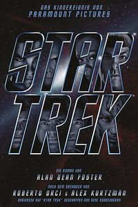 Hier klicken, um das Cover von Star Trek - Der Roman zum Film zu vergrößern