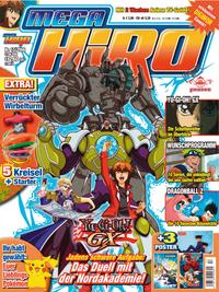 Hier klicken, um das Cover von Mega Hiro 19/06 zu vergrößern