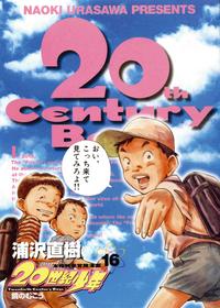 Hier klicken, um das Cover von 20th Century Boys 16 zu vergrößern