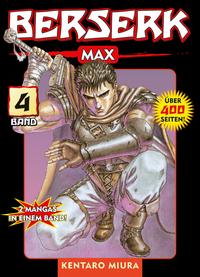 Hier klicken, um das Cover von Berserk Max 4 zu vergrößern
